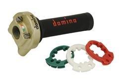 Domino XM2 Quick Turn Throttle System Gold Yamaha R1 09-14 542496go