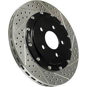Baer Brake 6910115 Baer Replacement Rotor Ring- Front
