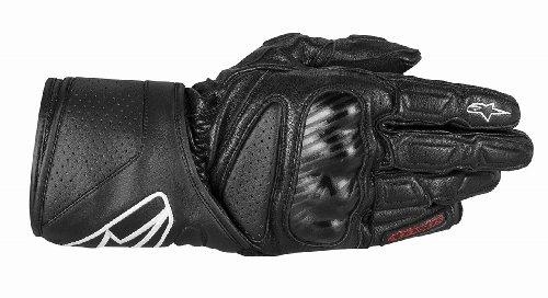 Alpinestars SP-8 Leather Gloves 2013 Black LLarge