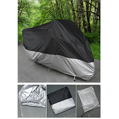L-BS Motorcycle Cover For Yamaha WR 250 450 F Motocross Bike Cover