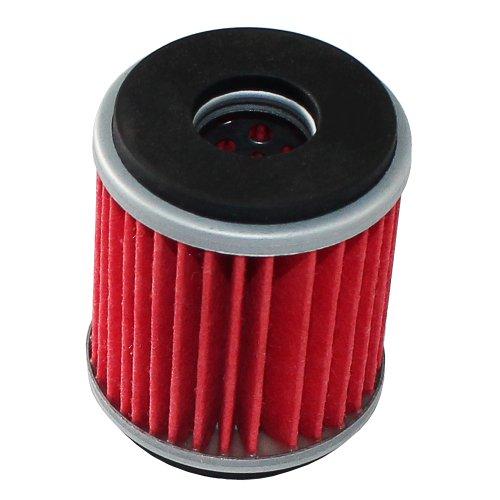 Caltric Oil Filter Fits YAMAHA 250 WR250FX WR250X WR25RB WR125X 125 WR125R WR250F WR-250 F WR250R 2003-2013