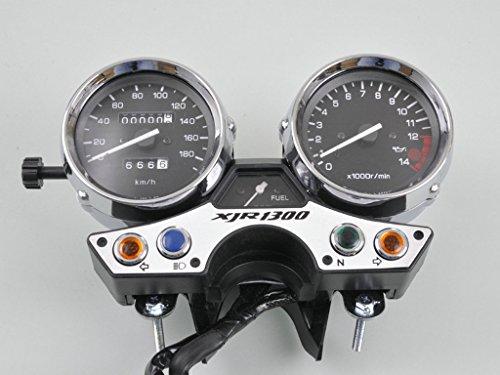 Sunny New Speedometer Tachometer Meter Gauge Fit For Racing Version Yamaha XJR1300 89-97