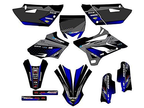 2019-2020 YZ 85 Surge Black Complete kit Senge Graphics Compatible with Yamaha