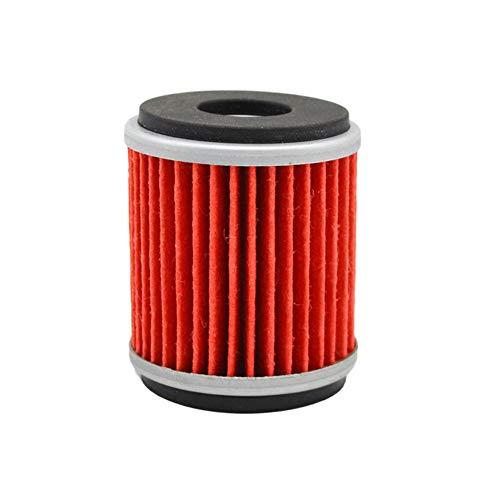 AHL 140 Oil Filter for Yamaha R450F WR450 F 450 2009 2011-2016WR250R WR250 R 250 2009-2016YBR250 250 2008-2013YFZ450 449 2007-2009 2012-2013YZ250FX YZ250 FX 250 2015YZF450R SE 449 2015YZ450FX