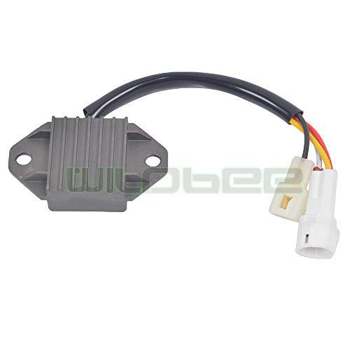 WildBee Rectifier Regulator Voltage for Yamaha WR250F WR250 2007-2014 WR450F WR450 2007-2012 5UM-81960-E0