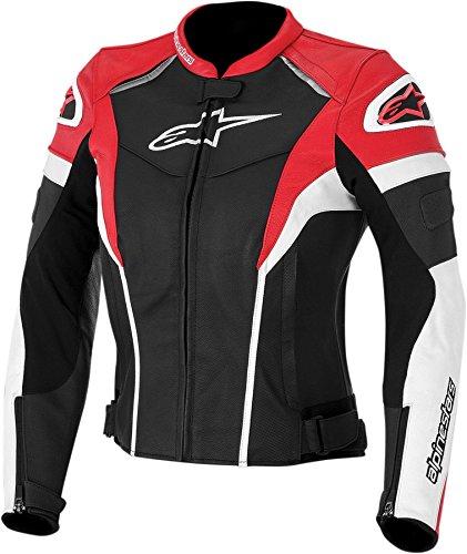 ALPINESTARS Jacket 4W GP Plus R Black  White  Red 44 US Size 8
