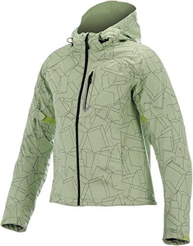 ALPINESTARS Jacket 4W Spark Green  Black L Size Large