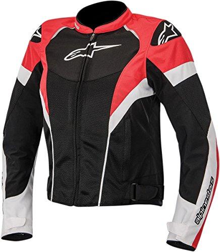 ALPINESTARS Jacket 4W T-GP PlusR Air Black  White  Red L Size Large