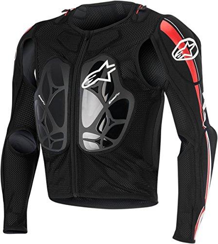 ALPINESTARS Jacket Bionic Pro Black  Red XL X-Large
