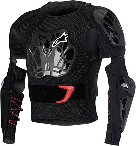 ALPINESTARS Jacket Bionic Tech Black  Red L Large