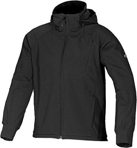 ALPINESTARS Jacket North Shore Tech M - Black Size Medium