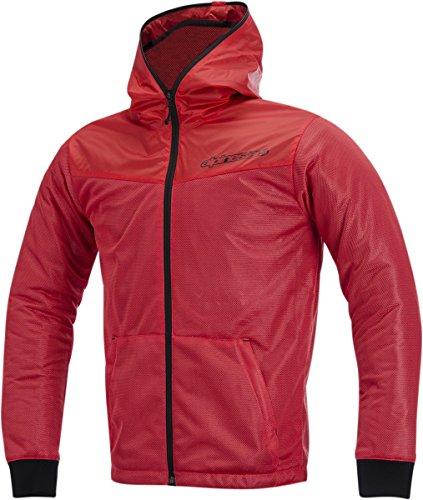 ALPINESTARS Jacket Runner Red 2XL XXL Size 2X-Large