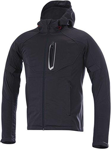 ALPINESTARS Jacket Spark Gray  Red L Size Large