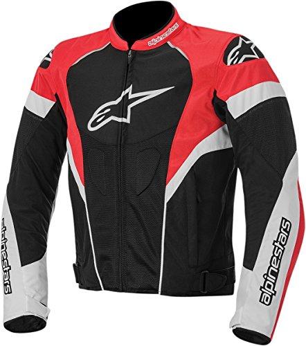 ALPINESTARS Jacket T-GP Plus Air Black  White  Red L Size Large