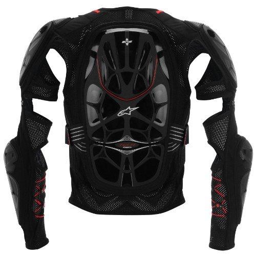 Alpinestars Jacket Bionic Tech BlackRed 2X