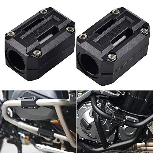 Engine Protection Guard Bumper Decor Block For Honda Nc750SX Nc700SX X-Adv Xadv 750 Cbf1000 Xl650V 700 Hornet 600 Vfr800X