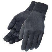 Tourmaster Silk Glove Liner LARGE BLACK
