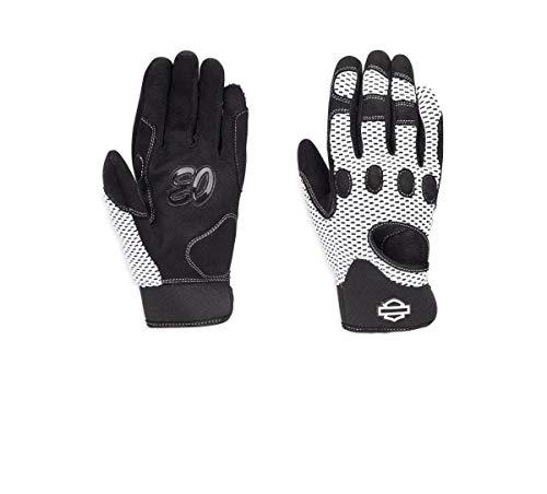 Harley-Davidson Womens Reveaux Mesh Gloves Black