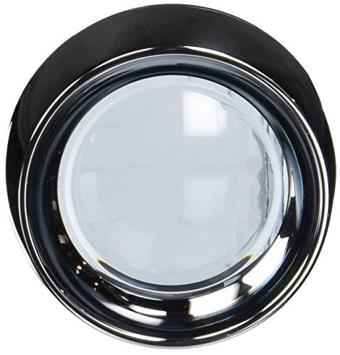 Kuryakyn 2107 Deep Dish Turn Signal Bezel with Smoke Lens