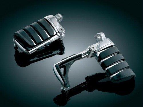 Kuryakyn 4445 Switchblade Footpegs For Harley-Davidson