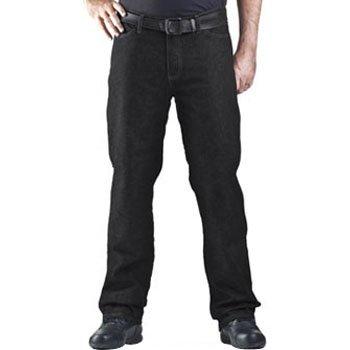 Drayko Renegade Riding Jeans Mens Denim Road Race Motorcycle Pants - Black  Size 34