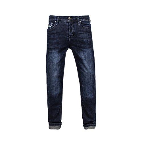 JOHN DOE Motorcycle Jeans Regular Made With Kevlar MEN Dark Blue