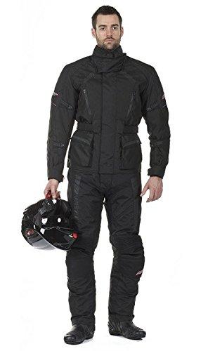 RST Tundra II 1573 Textie Waterproof Motorcycle Jeans - Black Short Leg 34 L