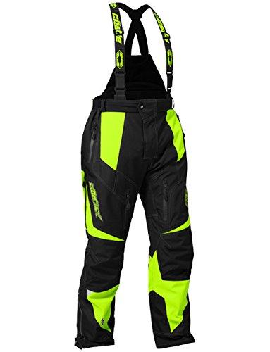 Castle X Fuel G6 Mens Snowmobile Pants Hi-Vis XLG