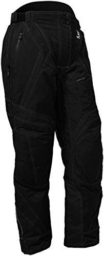 Castle X Racewear Fuel G5 Womens Snowmobile Pants Black MD