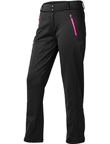 Castle X Racewear Fusion Womens Mid-Layer Snowmobile Pants BlackPink LG