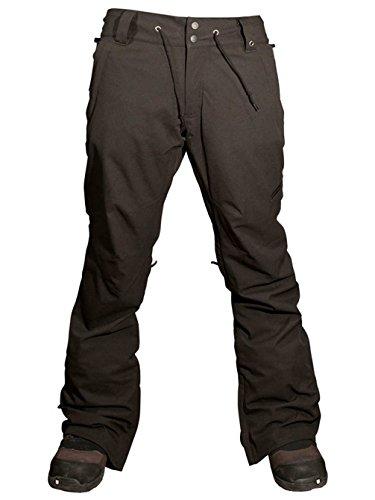 Neff Tailor Mens Outerwear Snowmobile Pants - Black  X-Large