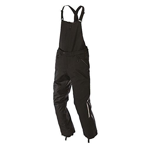 OEM Polaris Mens Black Ripper Bib Insulated Snowmobile Pants Sizes S-3XL