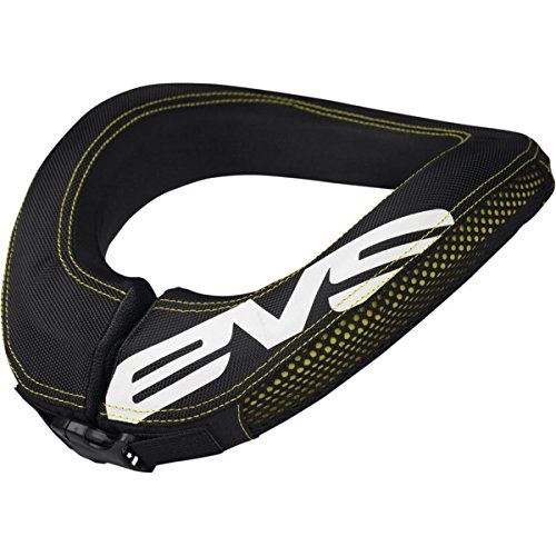 EVS RC2 Adult Race Collar MotoXOff-RoadDirt Bike Motorcycle Body Armor - Black  One Size