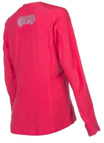 Klim Solstice Base Layer Top Short-Sleeve Shirt Womens Undergarment Off-RoadDirt Bike Body Armor - Black  Medium