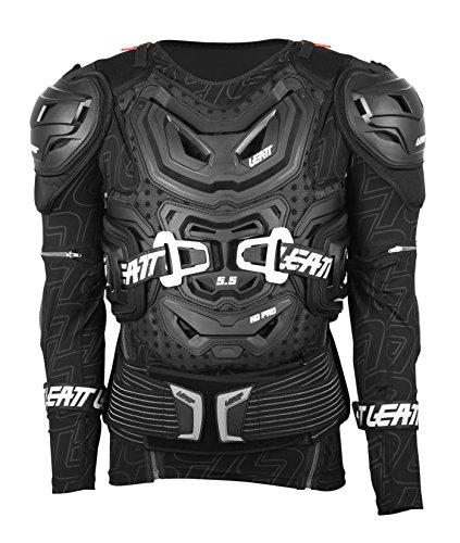 Leatt 55 Body Protector Black LargeX-Large