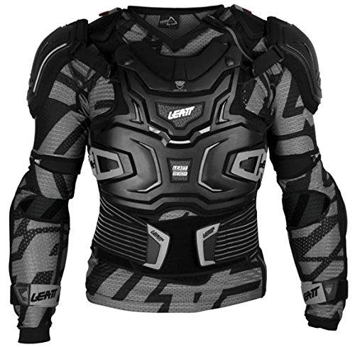 Leatt Adventure Body Protector Black LargeX-Large
