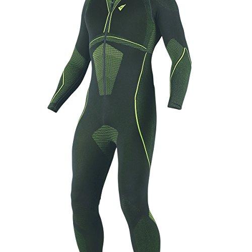 Dainese D-Core Dry Suit BlackFluorescent Yellow Medium