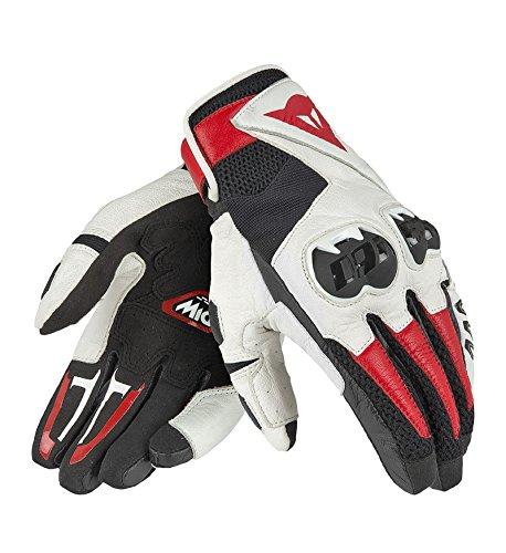 Dainese Mig C2 Gloves BlackLava RedWhite SM