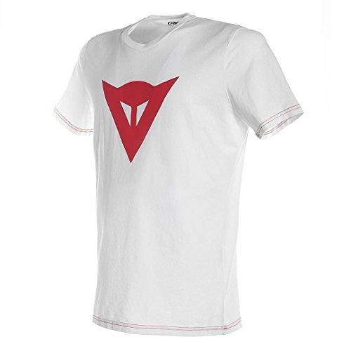Dainese Speed Demon Mens T-Shirt White LG