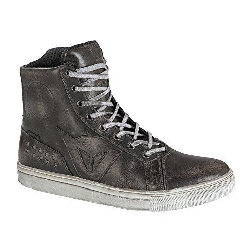 Dainese Street Rocker D-WP Shoes Black 45 Euro115 USA