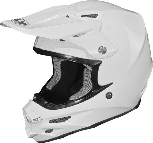 Fly Racing 73-4009L F2 Carbon Solid Helmet