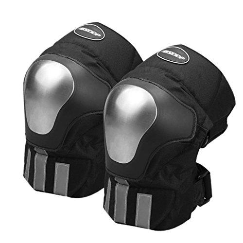 Homyl Motorcycle Motocross Racing Protective Gear Knee Cap Safe Guard Pads