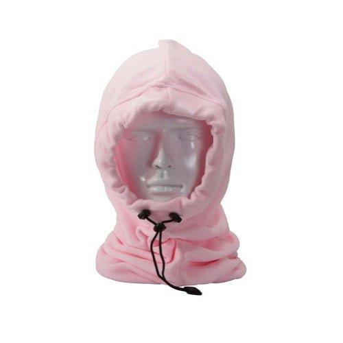Neck Warmers Hoods Ski Hood Balaclavascarfmotor Helmet Partsadvanced Fleeces Pink