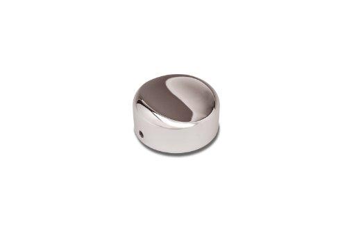 Show Chrome Accessories 63-124 Chrome Choke Knob Cover