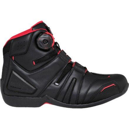 RS Taichi Drymaster BOA Riding Shoes - RSS006 BLACKRED