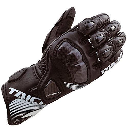 RS Taichi GP WRX Racing Glove - NXT052 Black Large