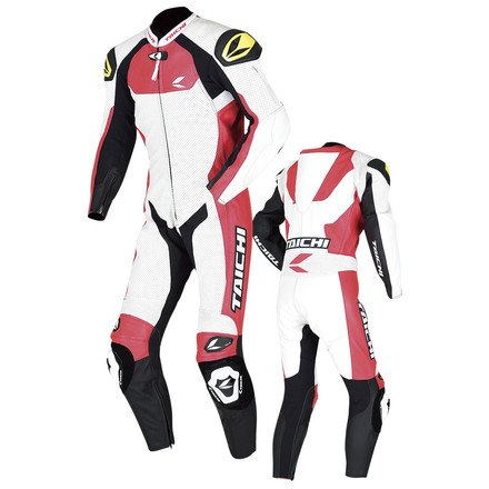 RS Taichi GP-X S209 Leather Suit - NXL209 RED