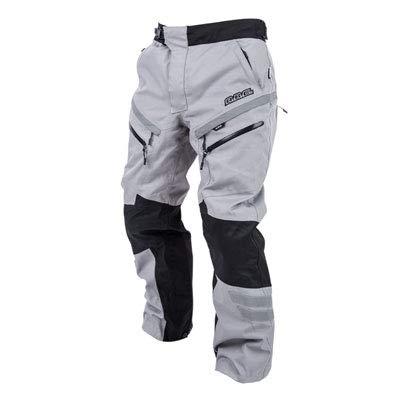 ARC Battle Born 32 Adventure Motorcycle Pants and Socks - Gray - 32
