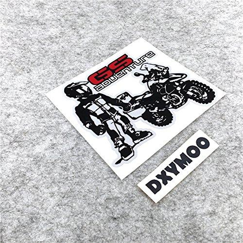 R1200GS F800GS Car Stickers ADV Adventure Motorcycle Racing Sticker Vinyl Decals 14x13cm