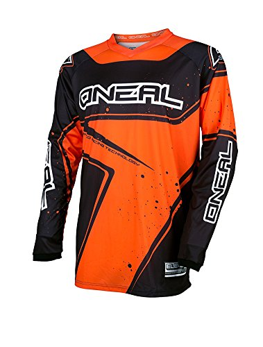 Element  Racewear Jersey BlackOrange Large